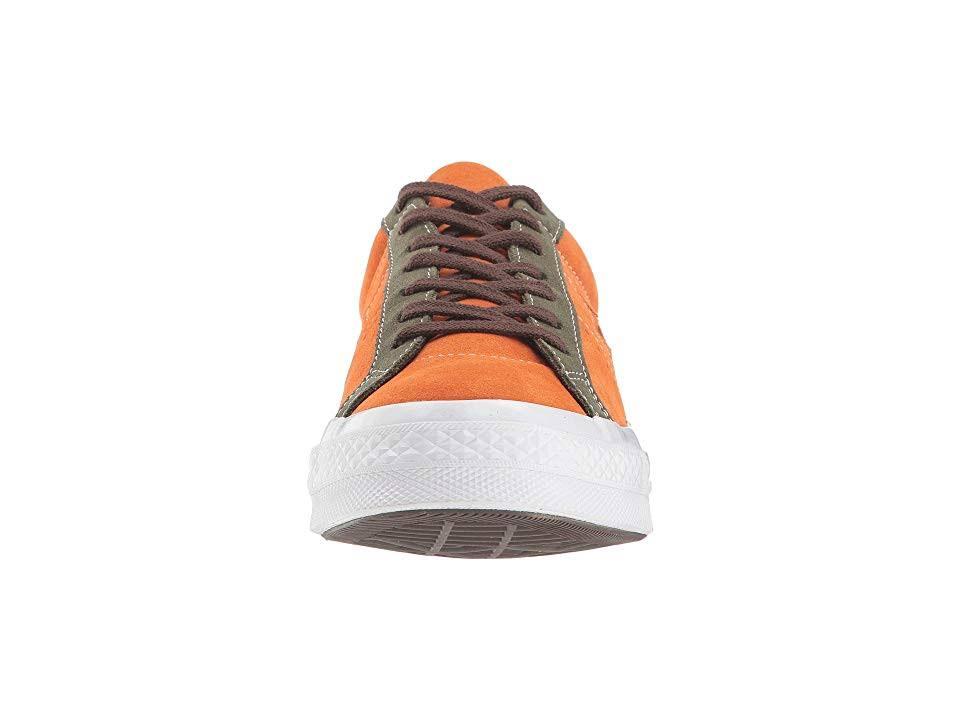 Para 161617c Star One Hombre Converse 10 Ox Mandarín Zapatos Tamaño O4IfwwT6