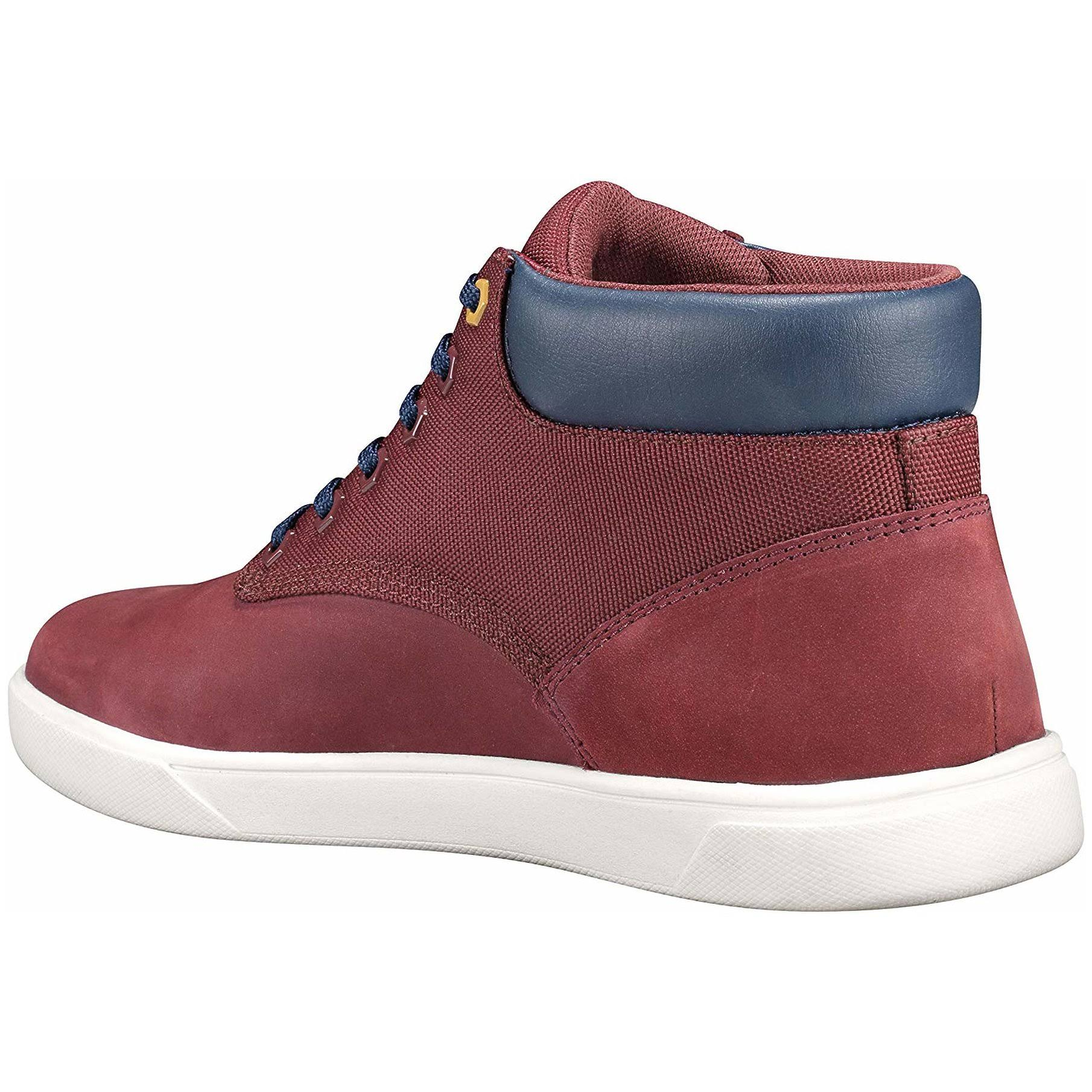 sneakersgemaakt Hi Groveton 12 top voor Macy'sRood Timberland Heren rdCtshQ