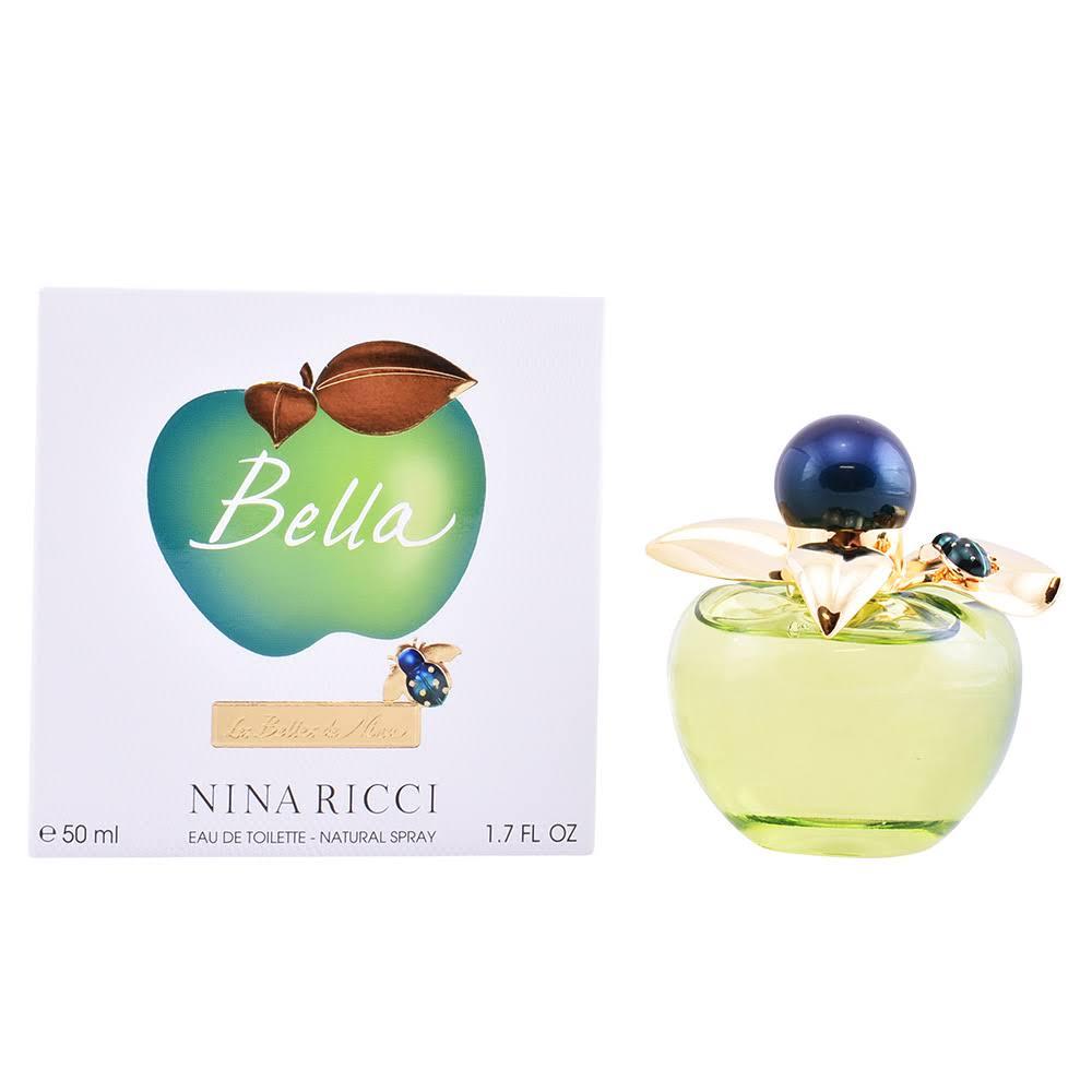 Bella De Toilette 50ml Eau Ricci Nina Azn1wqTq