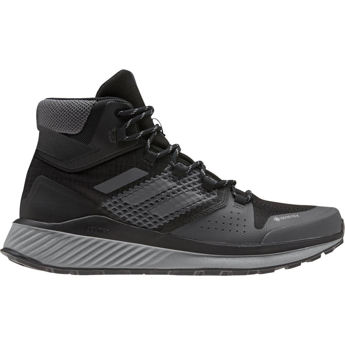 Adidas Terrex Folgian Mid Gore-Tex Hiking Shoes Hiking - Black