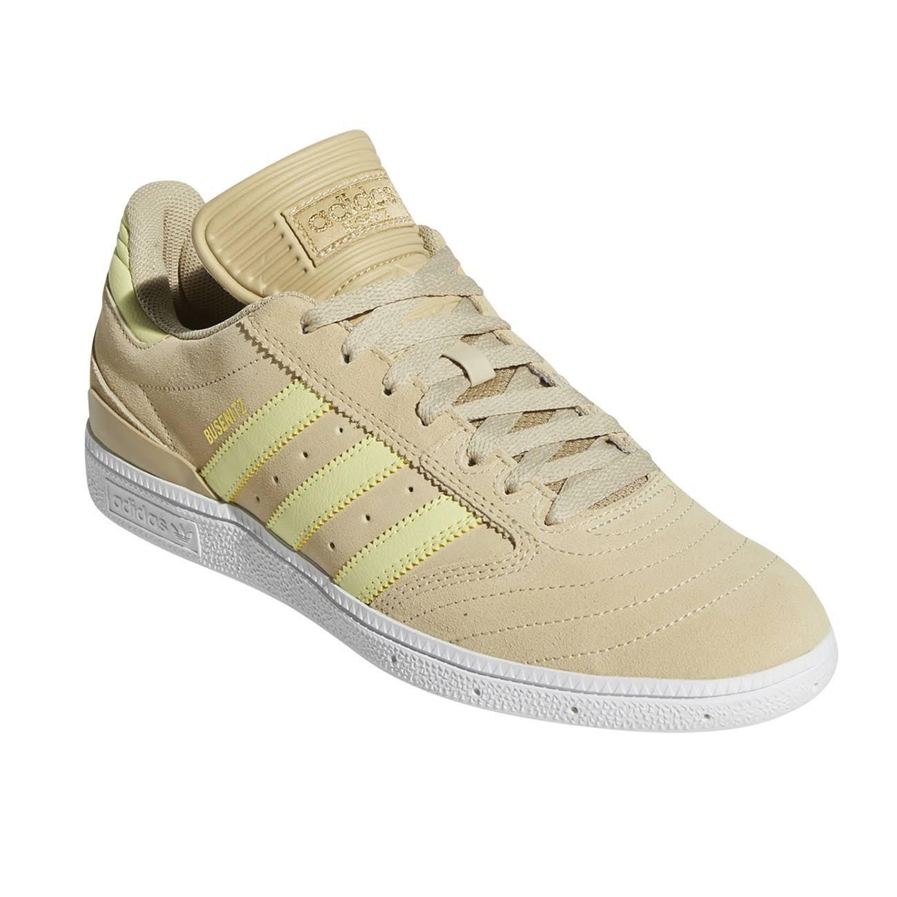 Adidas Busenitz Shoes - Savannah / Yellow Tint / White