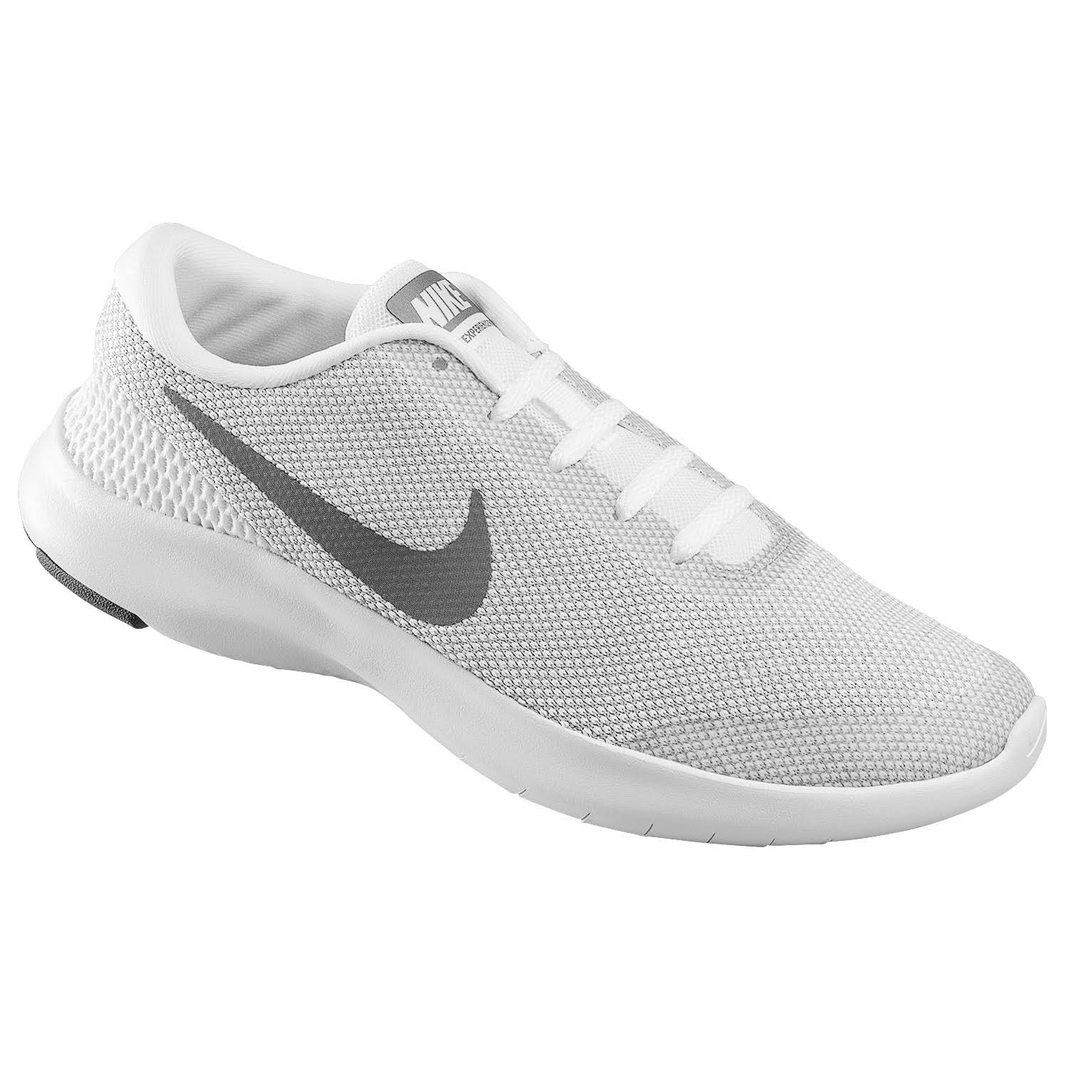 cool wolf Grey Flex Shoes Grey Womens White Experience Nike Sneakers Running 7 8ZqTv
