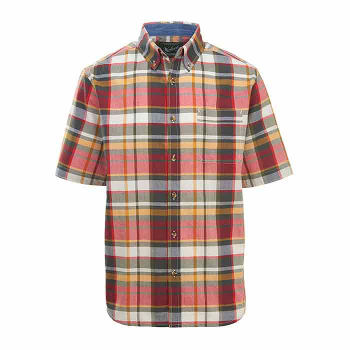 Corta Manga Eco Timberline De Hombre Camiseta Woolrich Para Rich FRqEw5ntx6