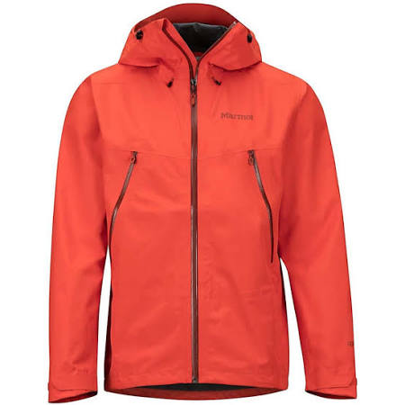 Marmot Xl Jacket Para Hombre Naranja Knife Mars Edge PPqwx8fF
