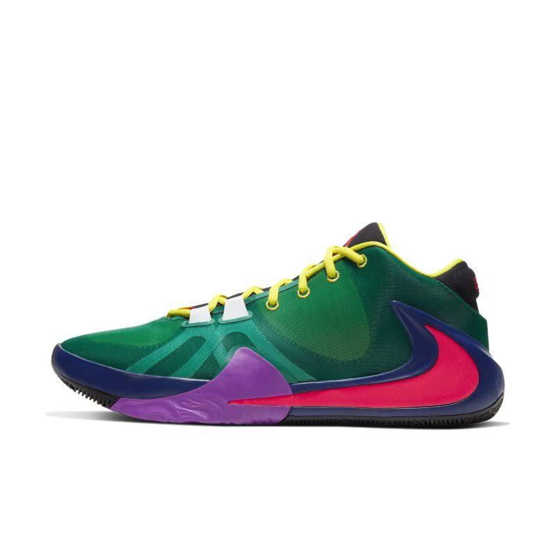 Nike Zoom Freak 1 Multi Basketball Shoe - Orange