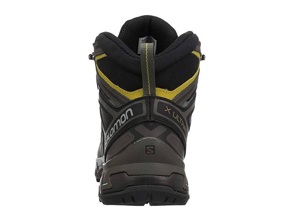 X Gris Zapatos Mid Gtx Salomon Hombre 401337 3 Grafito Ultra AwqCHHxg