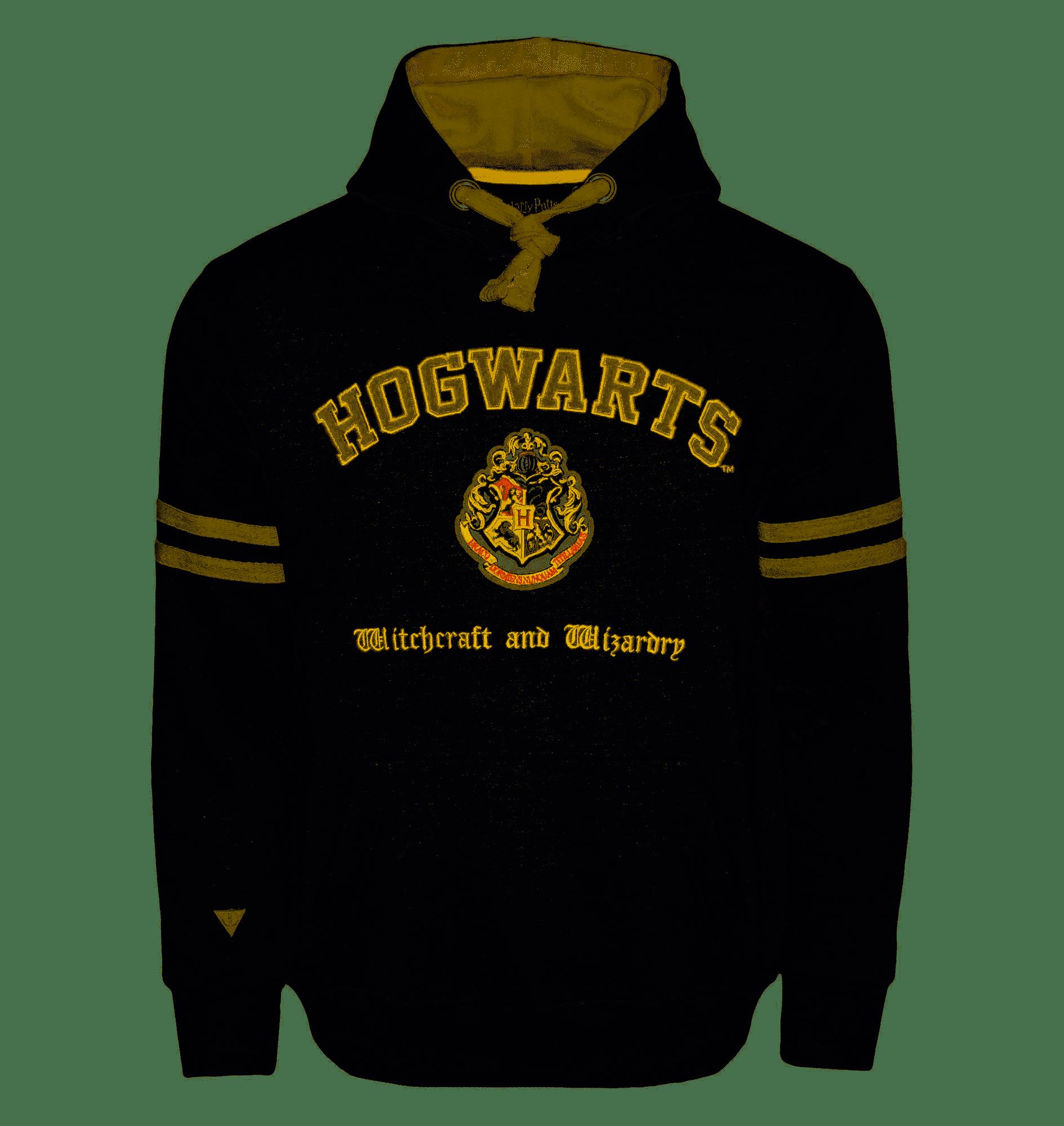 Harry Potter Hoodie Hogwarts Crest