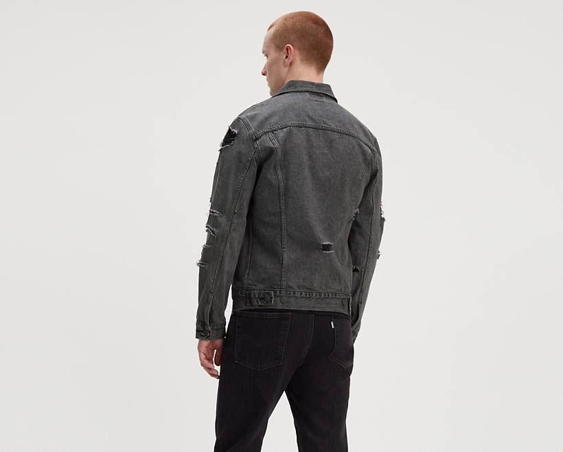 Jacket Levi's Grarrow Hombres Xl Trucker 0YYxRwZ