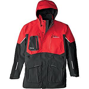 tex Red Parka regular Herren Guidewear Für Gore Erwachsene Cabela's für Xtreme Mit Snapper 0xRHAT