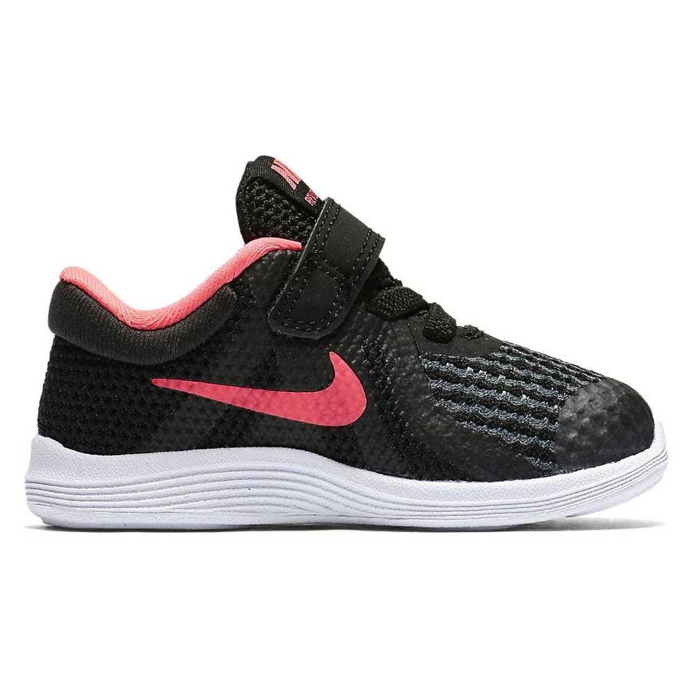Revolution 4 Black Infant Trainers Nike Black Kids racerpink Pd8dqF