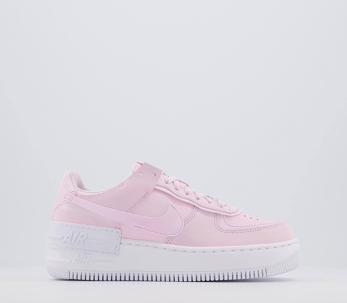 Nike Air Force 1 Shadow Women's - Pink Foam - Trainers