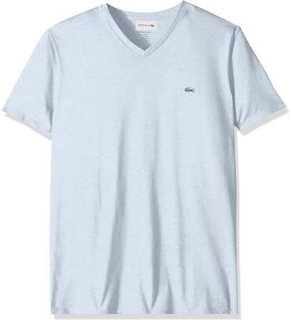 Pima Lacoste ausschnitt Herren Kurzarm shirt T V Jersey IwqR1w