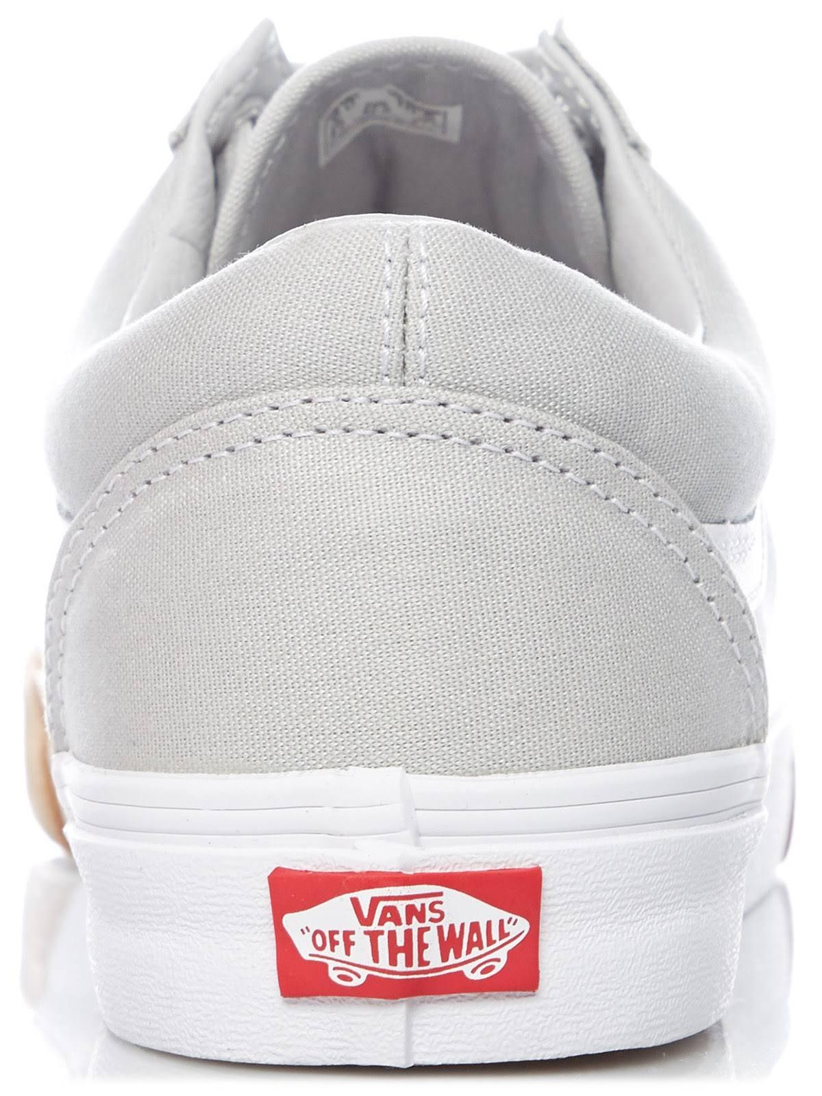 White BumperGlacier GreyTrue Old SkoolGum Vans fyYbv7g6