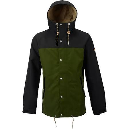 Jacket Notch Gewehrgrün Burton Men's True Black xPgwE8q