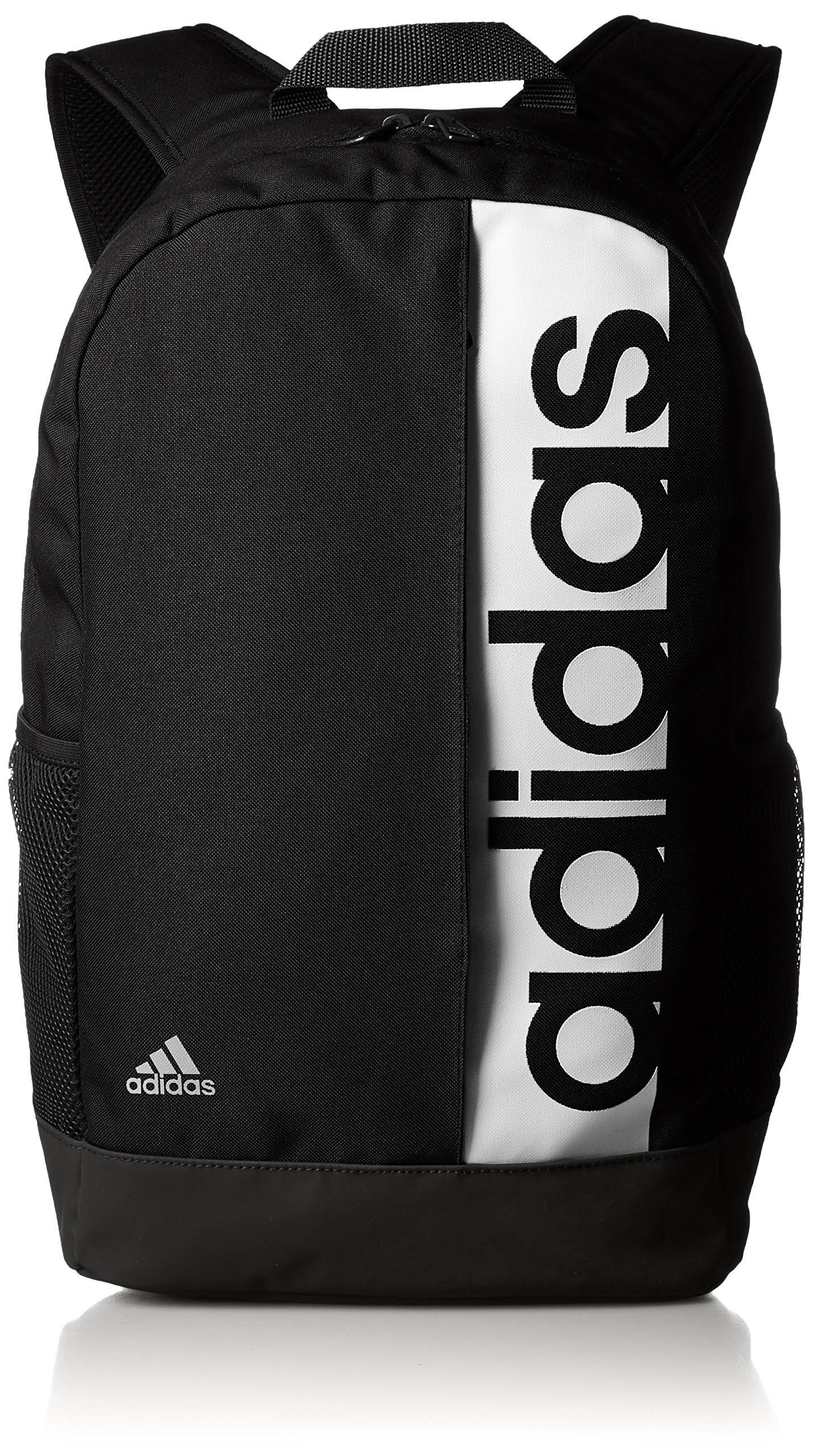 Linear Bvb Adidas 25 Negro S99967 Mochila Blanco Logo Luc Fgqwq5Op