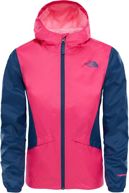 Pink Zipline Face Die Jacke North Kinder Für Blau Yqw4fgw