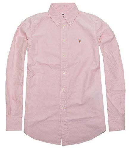 Ralph Fit Sport Mujeres Nwt Polo Lauren Oxford qw5TRCF