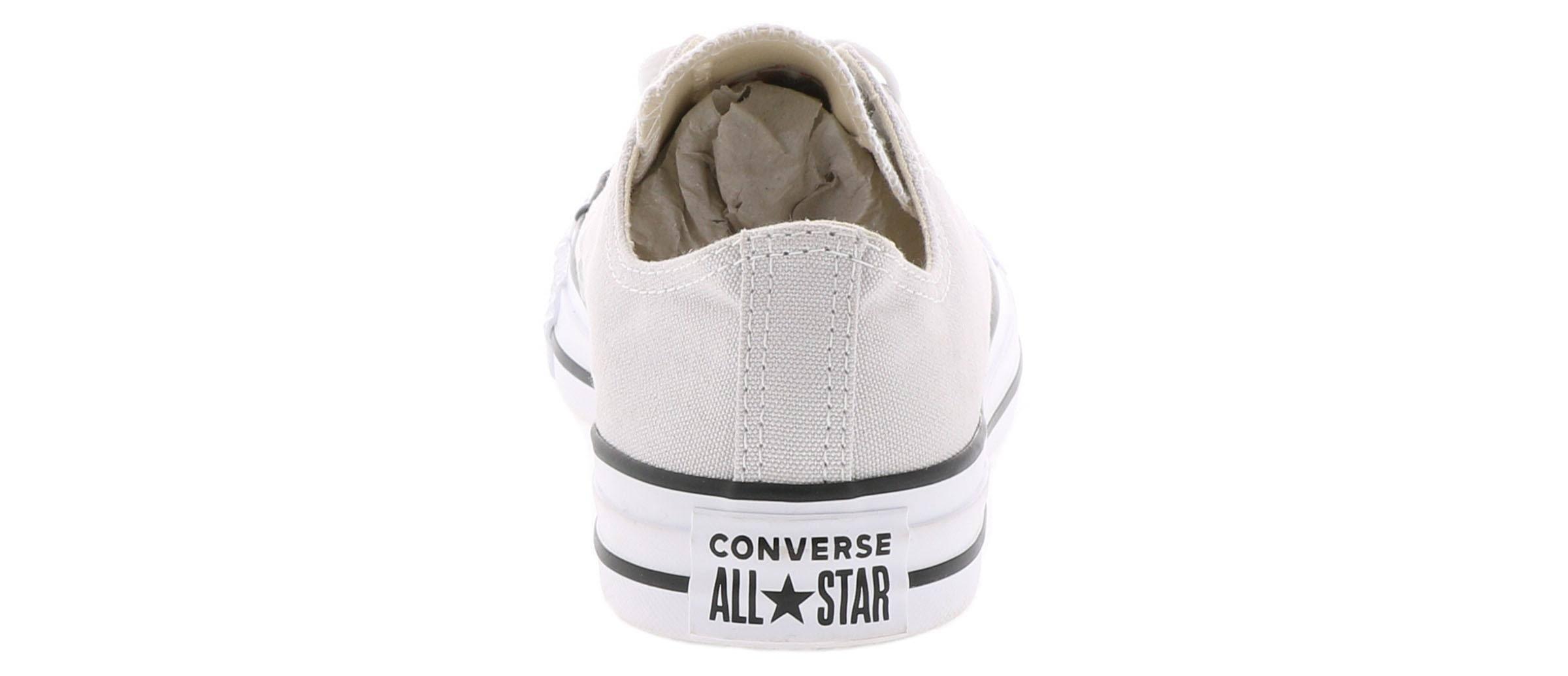 Talla Raton Gris All Star 8 Zapatillas Ox Converse Mujer nw0xHBqXX