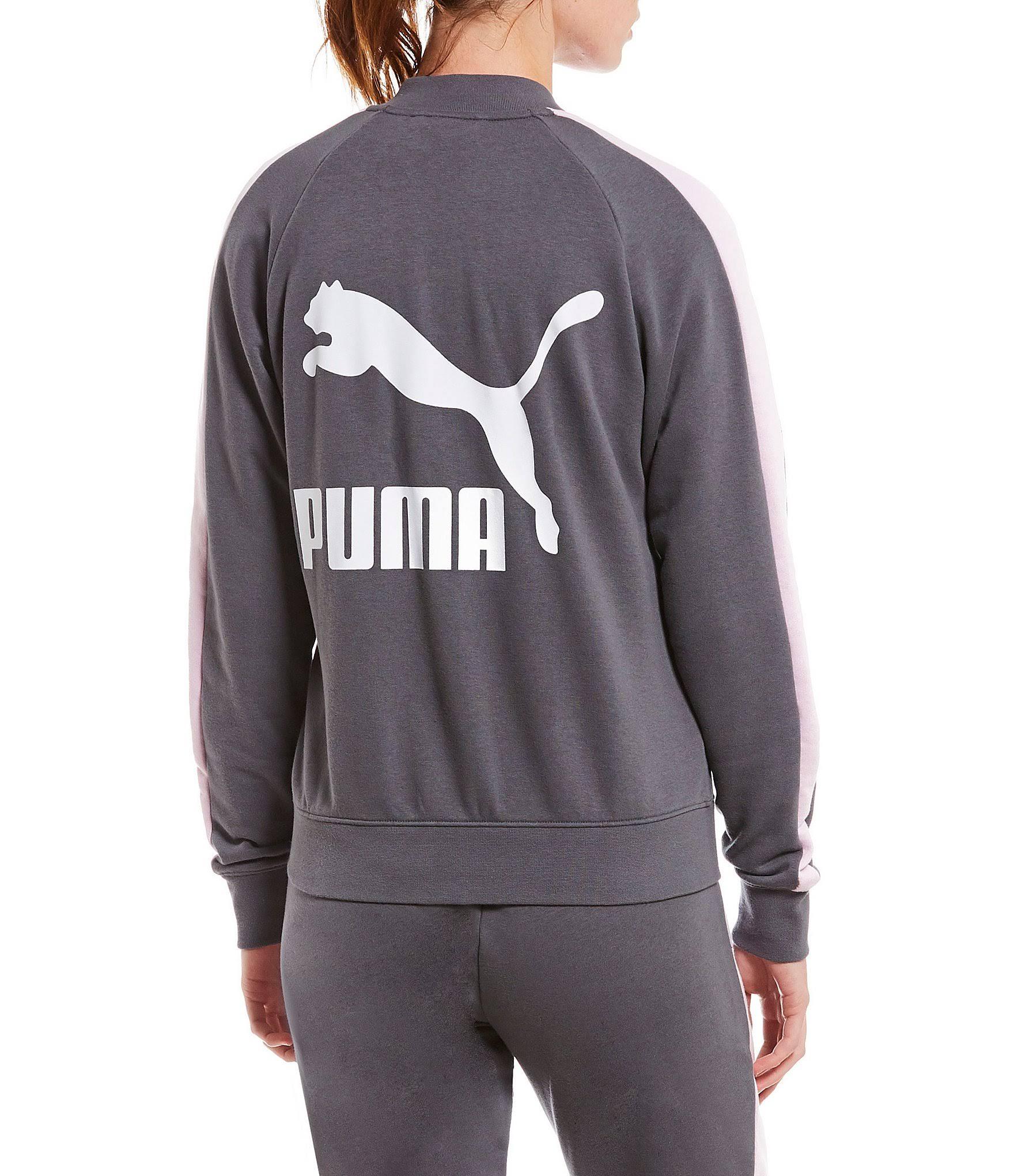 T7 Mujer Chaqueta De Xl Hierro Puma Para Classics Deportiva Abrigo AcZRf5pq6
