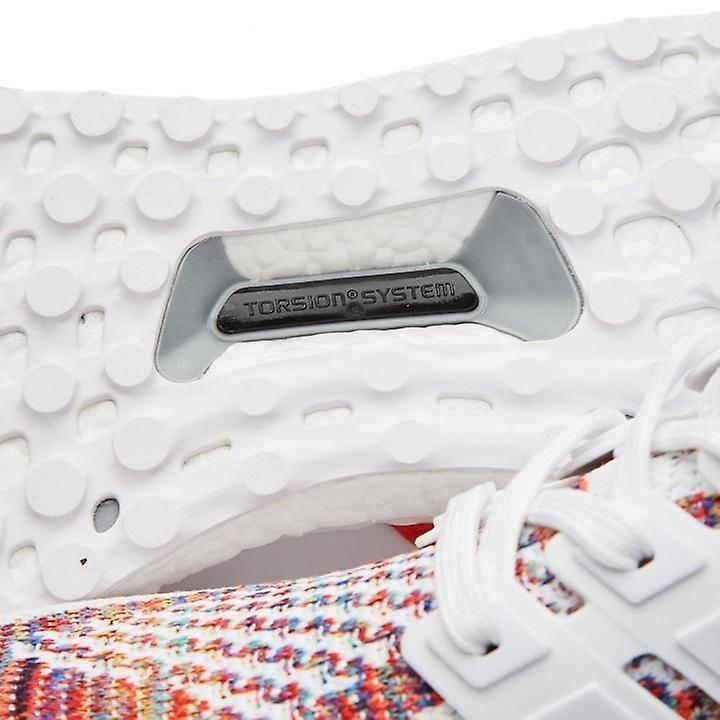 Scarpe Adidas Ultra Boost Bianco Arancione  1fCtCA