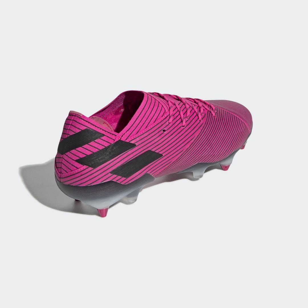 adidas Nemeziz 19.1 SG Rosa Shock Nero  foFZ5b