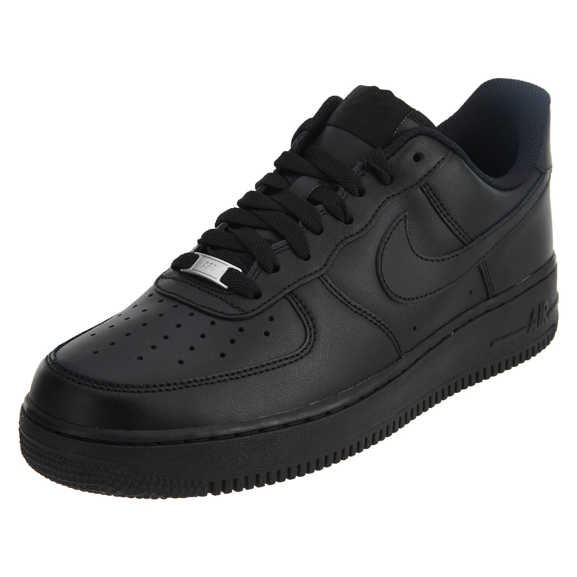 zwart 1 zwartzwart Nike Force '07 Air EIHD92