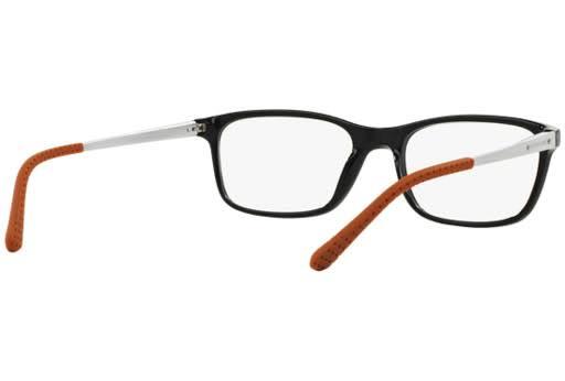 Ralph 5001 Lauren Rl6134 Negro Gafas wqBInfdq