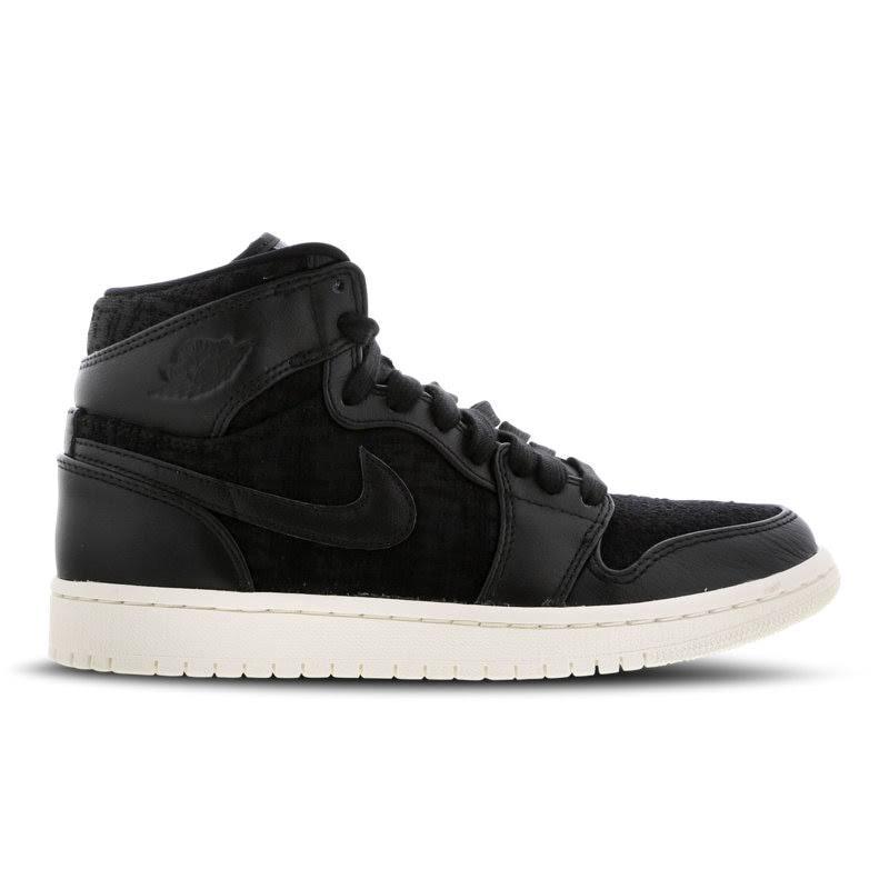 7zwartZwartzwart Air Premium High Retro Nike 1 Jordan Damesschoenby Maat hCBdsrtQxo