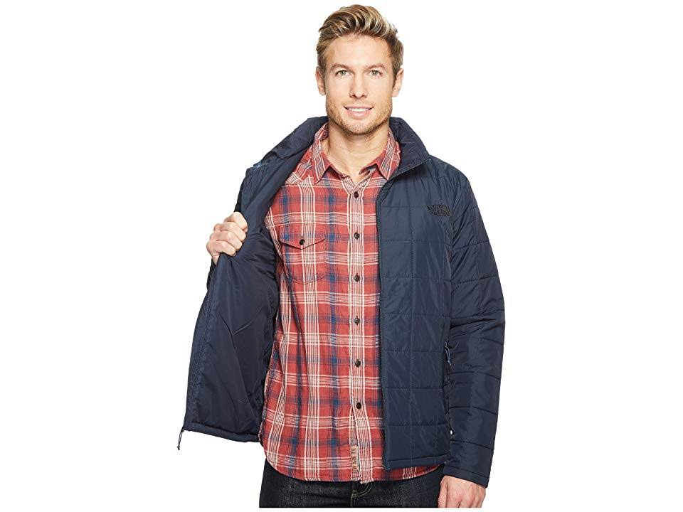 Hombre Face Abrigo The De Jacket North Sm Harway Urban Navy BW55qp1