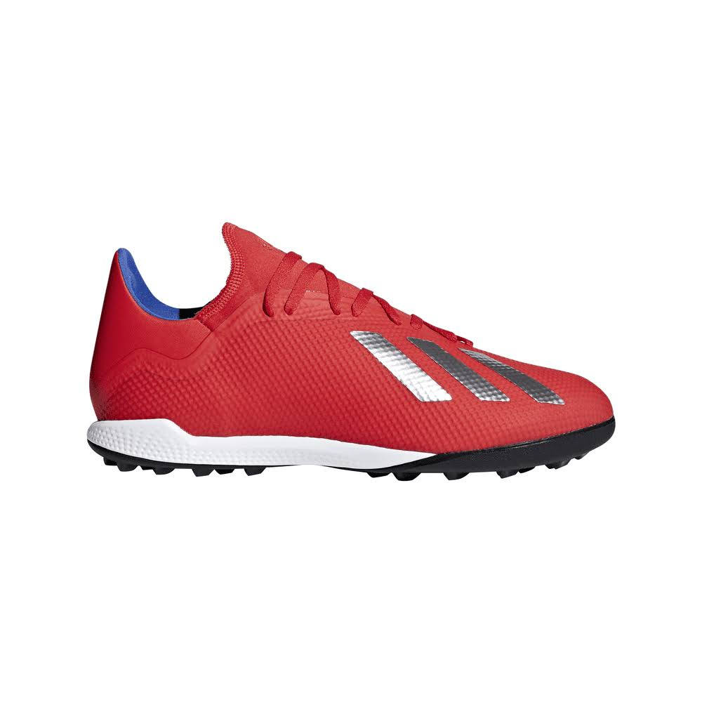 Adidas X 18.3 TF Size: UK 6.5, Colour: Red