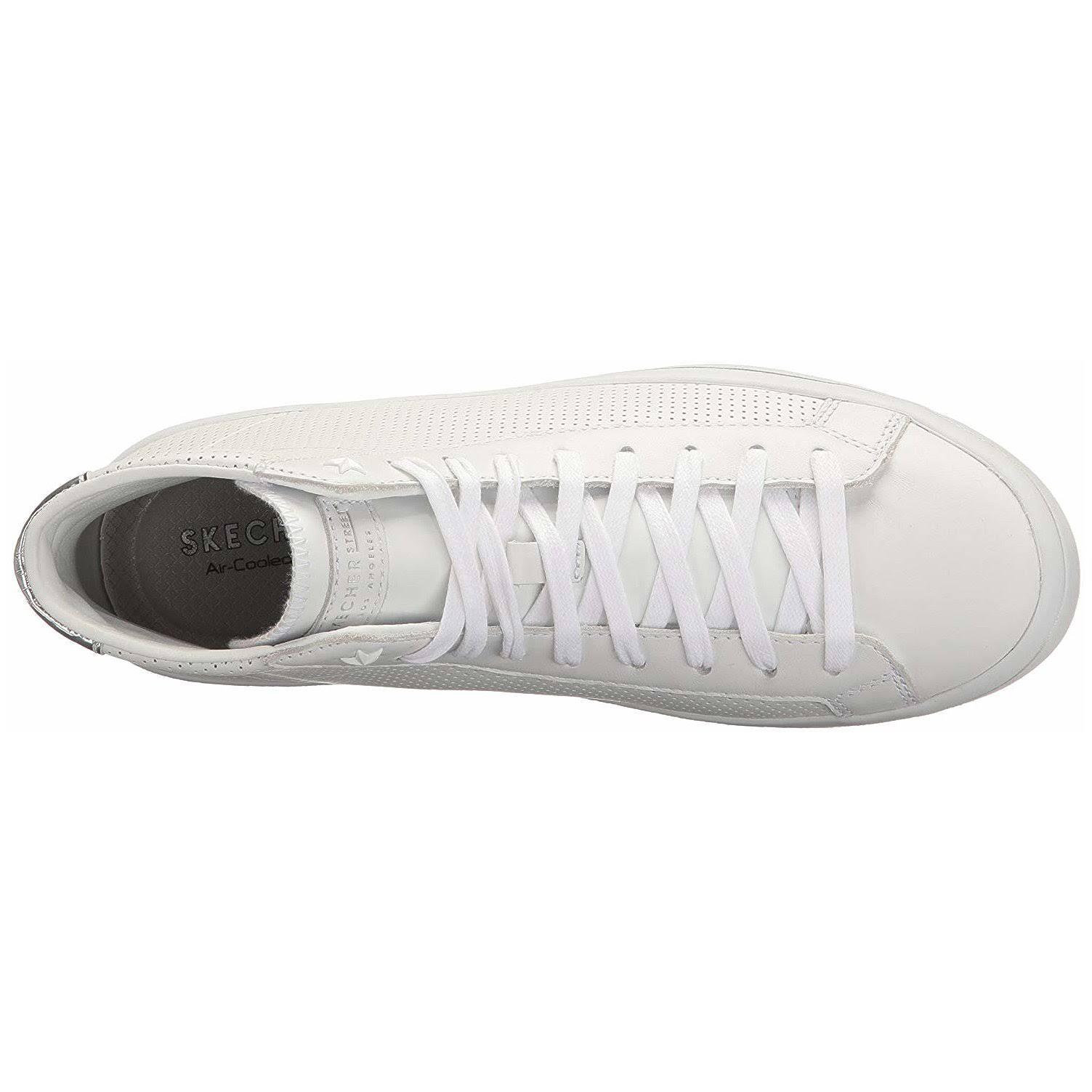Calidad 940 Street Alta Zapatillas De Deporte Dados Sin Skecher Mujer Blancas Para B0Pwx