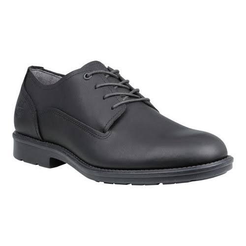 5 Timberland Toe Notch W 9 Waterproof Size Oxford Carter Plain Black Men's xzpzfq