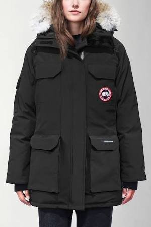 Parka Xl Canada Goose Expedition Negro mujeres w8qPqvxn