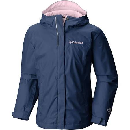 Pink Arcadia Dark Whitized Hardshell Carbon Columbia Jacket Blue qUnwCvwS