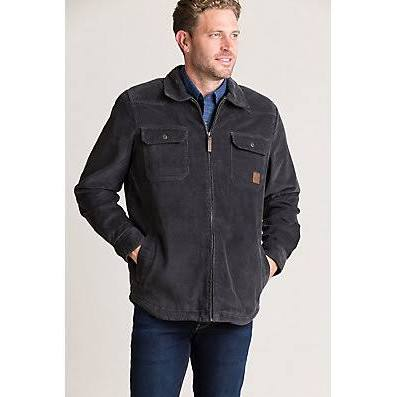 Forro De Con Carboncillo Nash Sheepskin Pana Camisa Sherpa Overland Co BxT0YqBI