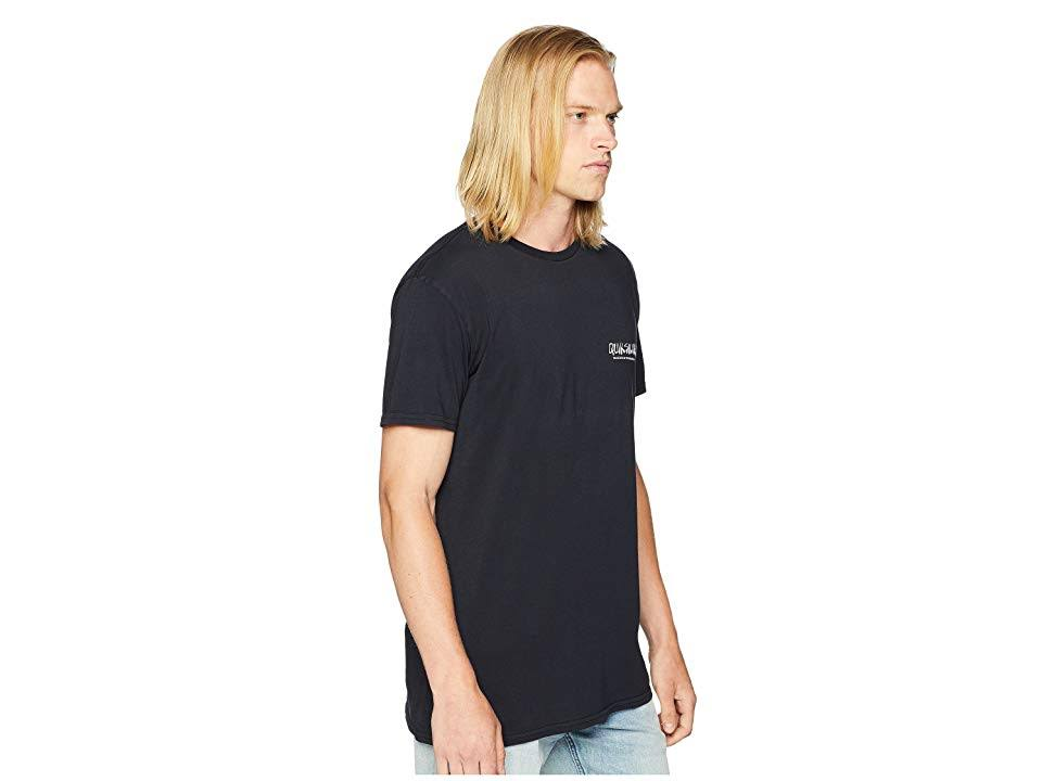 T M Mountain Wave Schwarz The shirt Quiksilver Herren Größe Original And wqXEZI