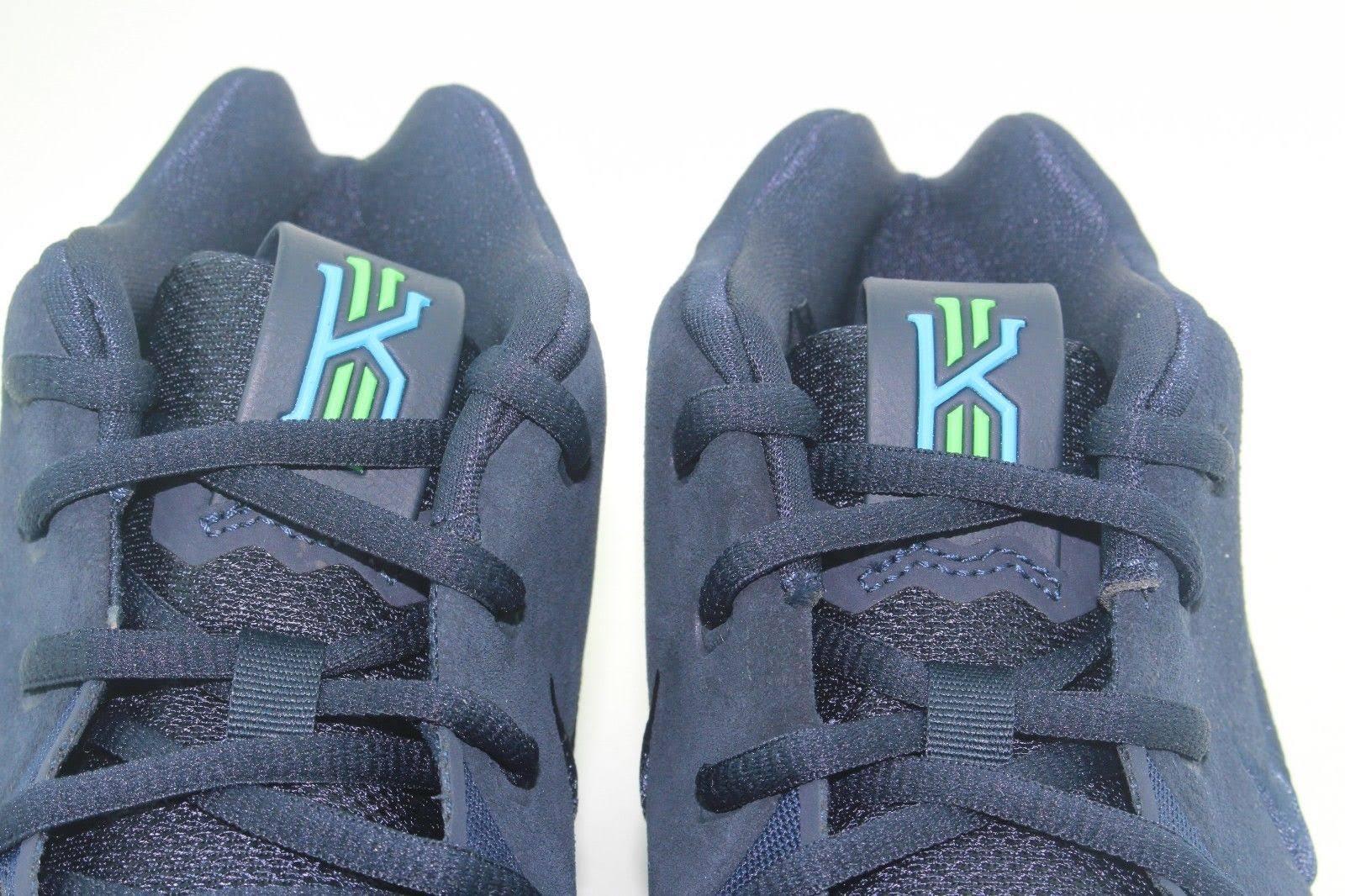 5 Nike Navy Sneaker Iv Kyrie 5y 7xPBPtqwO