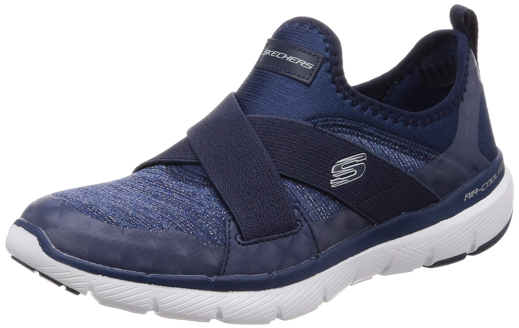 Skechers On Flex Nvy 0 3 Nvy Sneaker navy Slip 38 Appeal finest Blau Eu 5 Damen Hour Rr5qx8wR