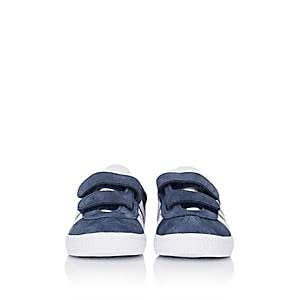 Suede Walker White Unisex Adidas Navy Zapatillas Toddler Gazelle CnqZZt