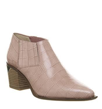 Western Leather Office MadrinaScarpa Croc Donna Rosa v76gYfyb