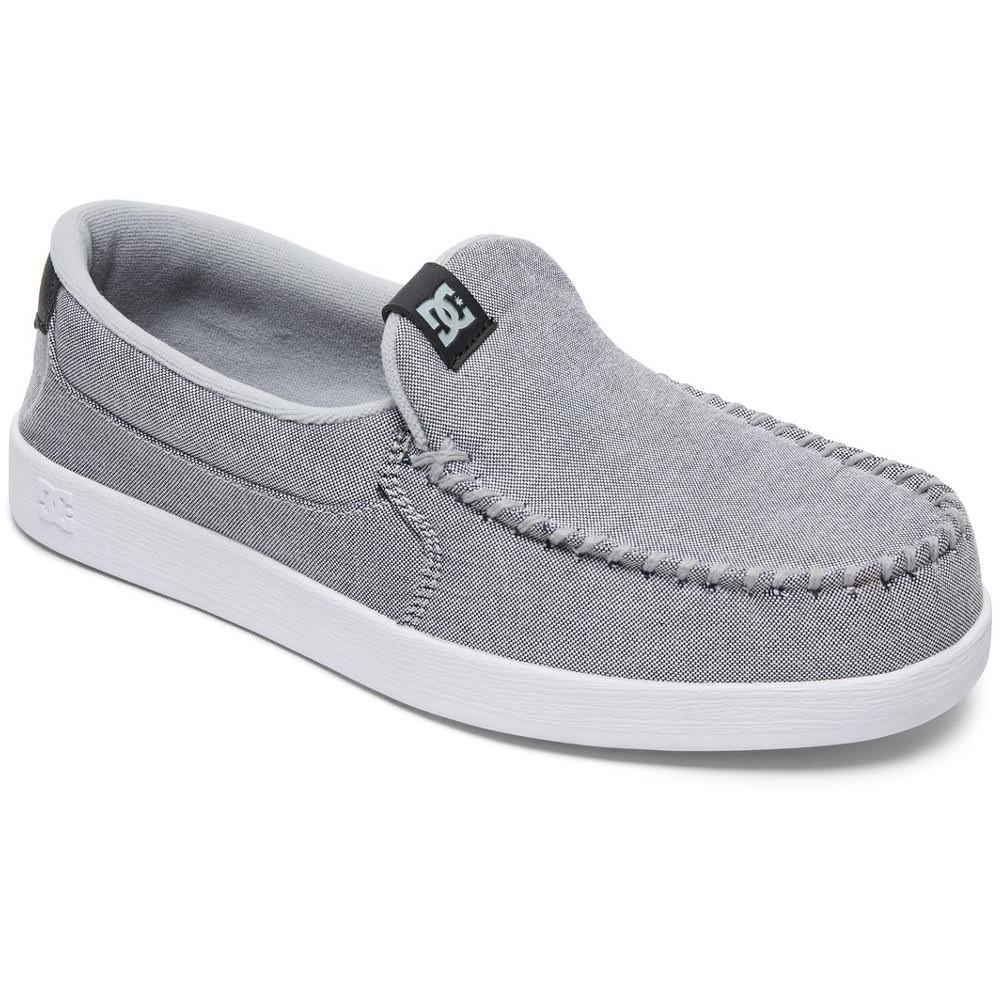 5 8 Villain Shoes Tx Dc On Size Grey Slip B8f80qw