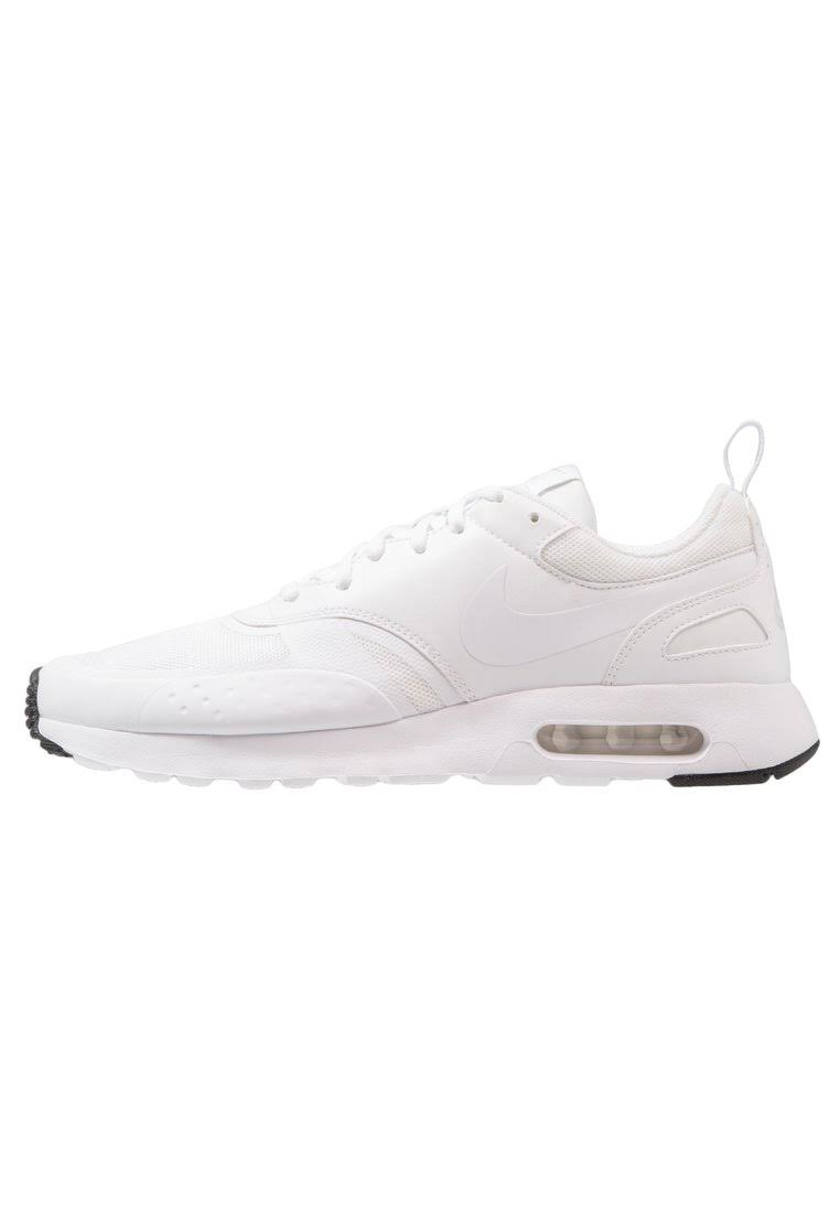 38 Sneakers Vision Laag 5 Imitatieleer Air Wit Platinum pure Maat Nike Max Textiel Sportswear White Heren IqFPgP
