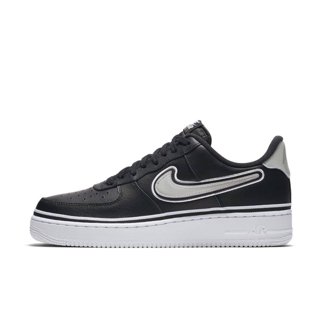 Negro Nike Tamaño 3 1 5 Calzado Nba Air Lv8 negro Sport '07 Force 4rxR7qCw4