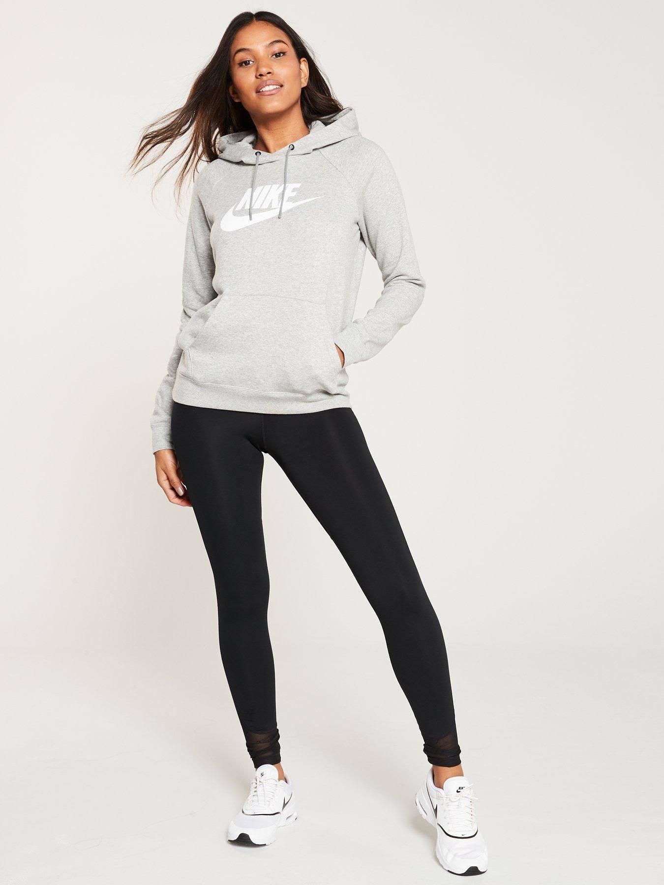 Nike Sportswear Essential Women Hoodie Grey