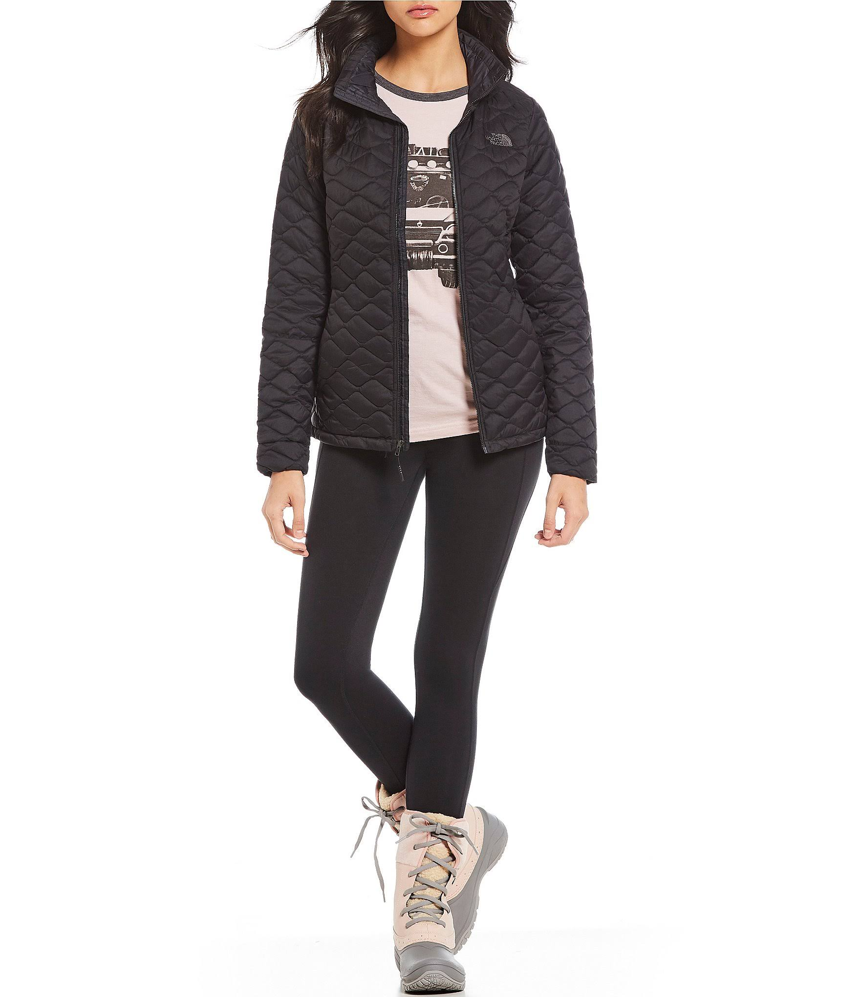 Black Chaqueta The Tnf Face Thermoball Para North Mujer Mate n0gxt0rwq