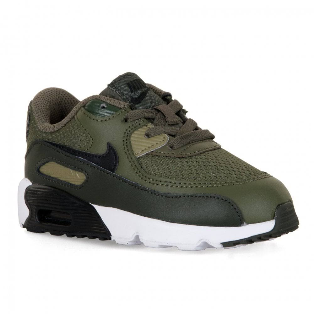 Air Colour Olive Trainers Max 4 Infants Size olive 5 Nike HApw5qn