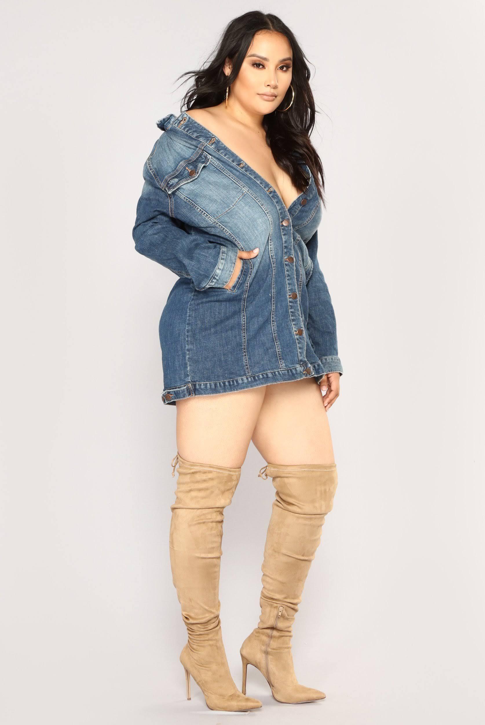 En Robe Fashion Taille Par Jean Grande Arlington Délavé Nova Bleu 1dr7qAd