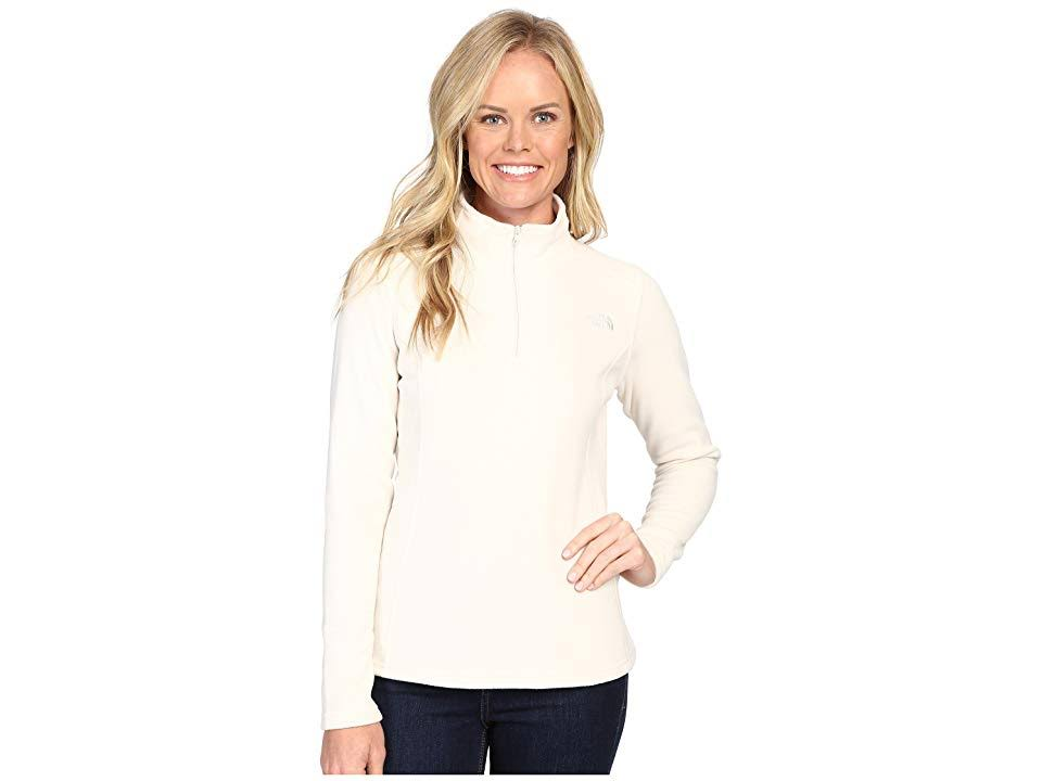 Weiß Face Xl The Gletscher Damen Top North Zip Vintage 4 1 vqq5aB