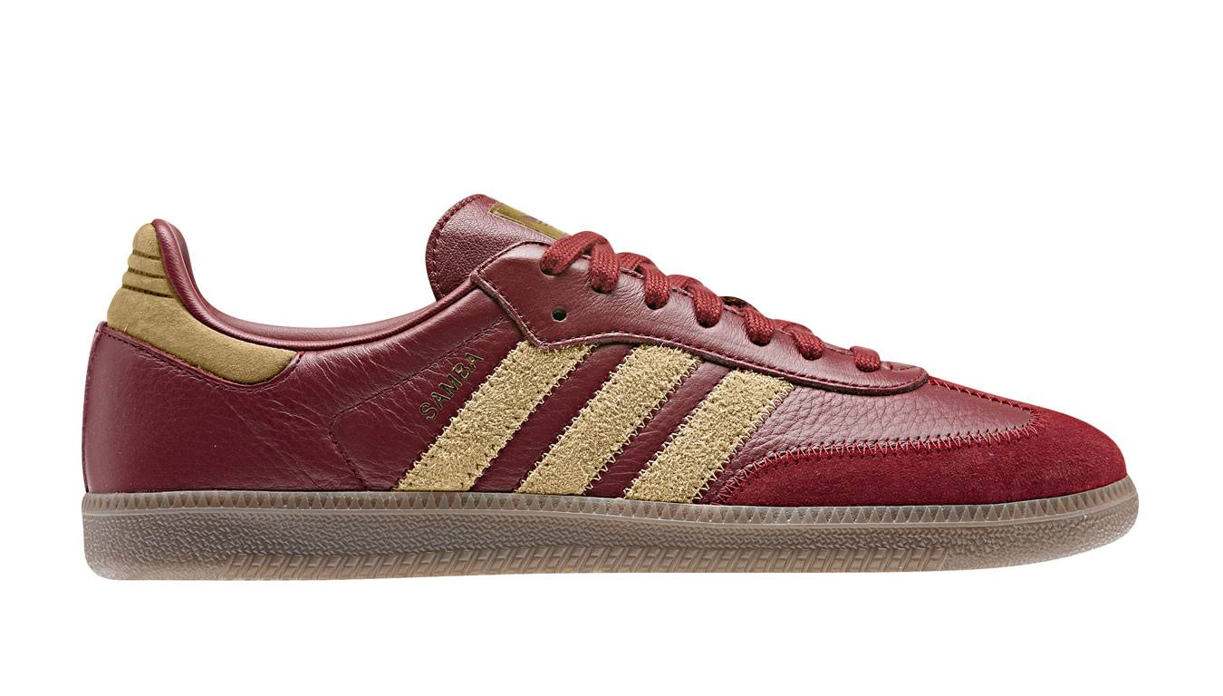 adidas Samba OG FT-3.5 Red Men Sneakers adidas Originals