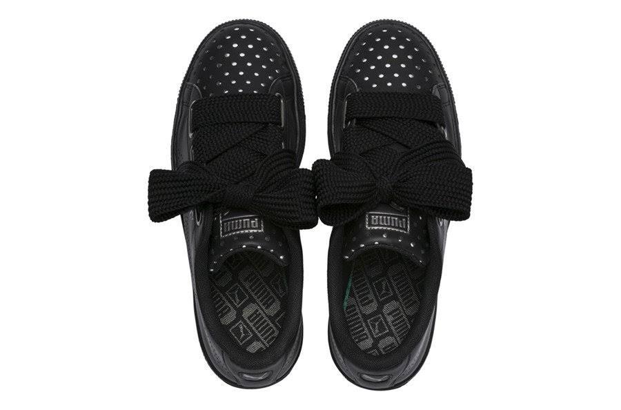 366728 Sneakers Heart Women's Wns Ath Puma Lux 03 Basket Shoes qv7CH
